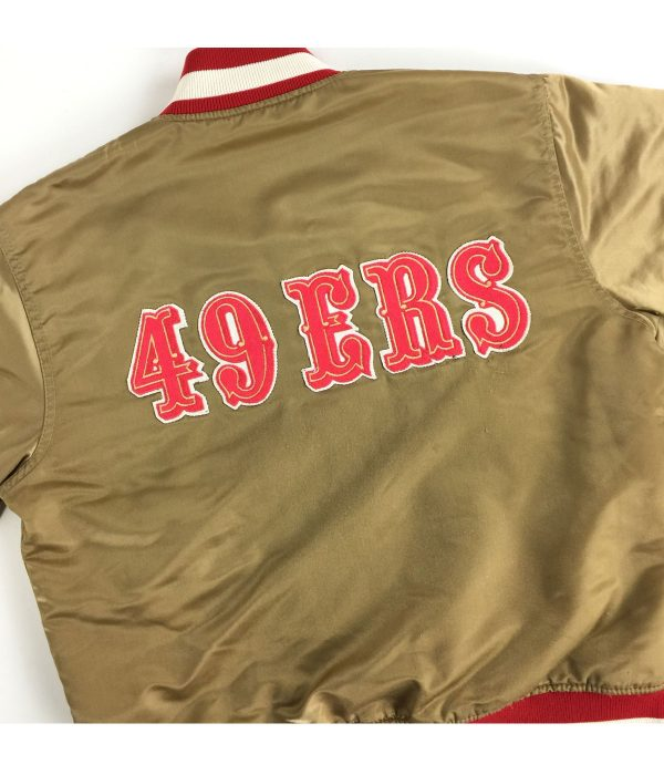 49ers-bomber-golden-jacket