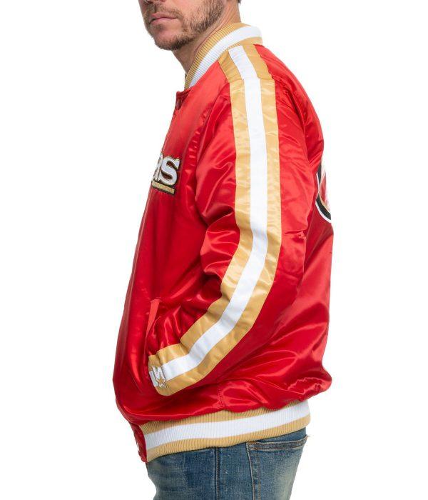 49ers-varsity-jacket