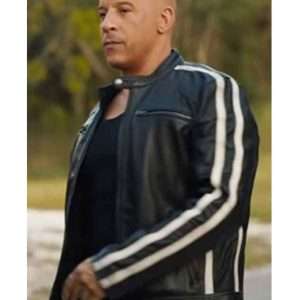 Dominic-Toretto-F9-Cafe-Racer-Jacket