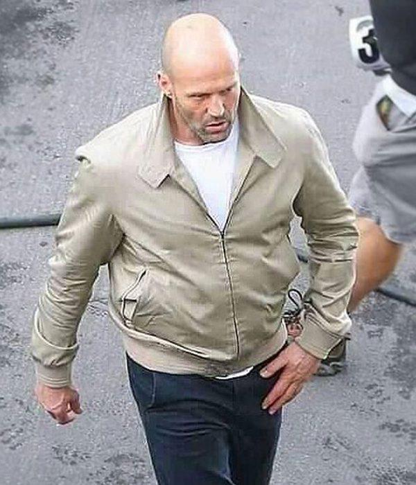 Jason-Statham-Wrath-of-Man-Cotton-Jacket
