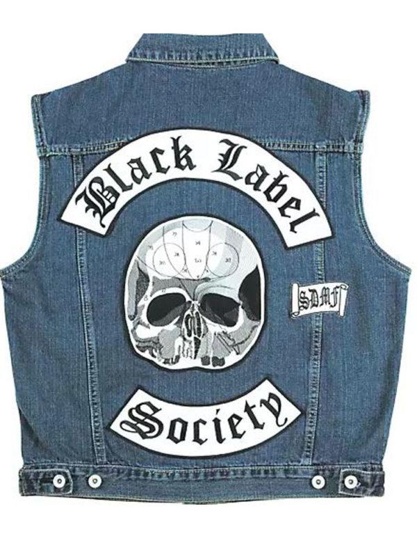 black-label-society-denim-vest