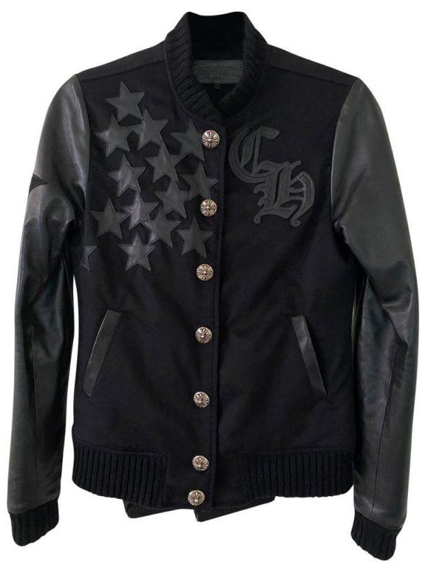 chrome-hearts-varsity-jacket