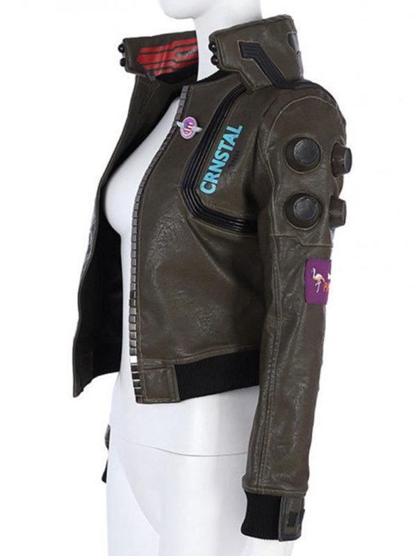 game-cyberpunk--leather-jacket
