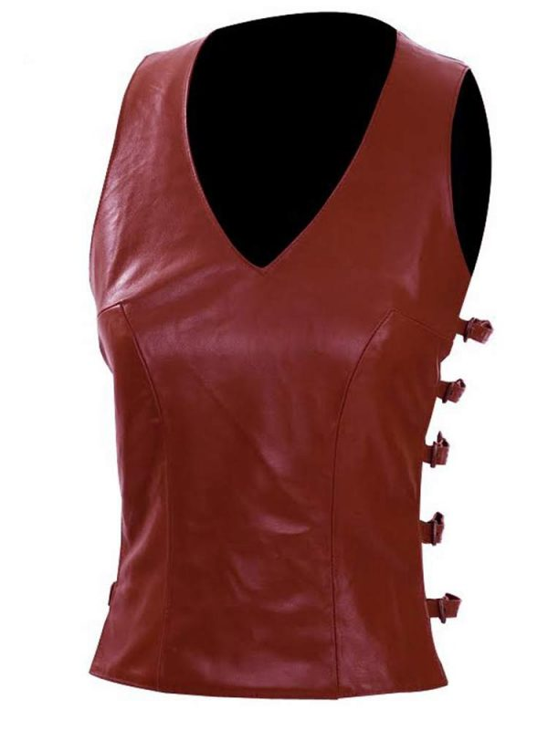 gina-torres-firefly-leather-vest