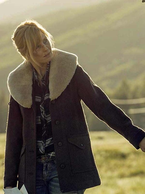 kelly-reilly-yellowstone-fur-shawl-coat