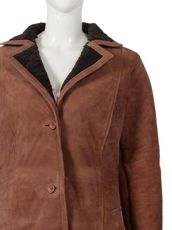 kelsey-asbille-brown-coat
