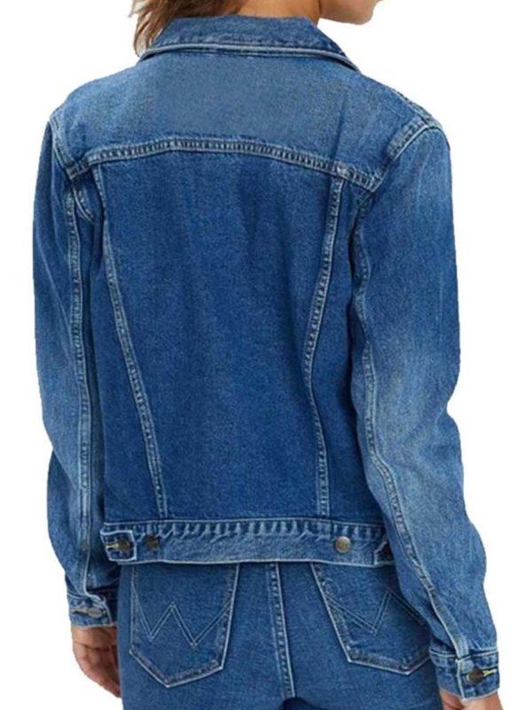 kelsey-asbille-denim-jacket