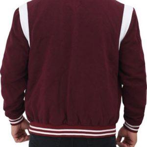 maroon-bomber-jacket