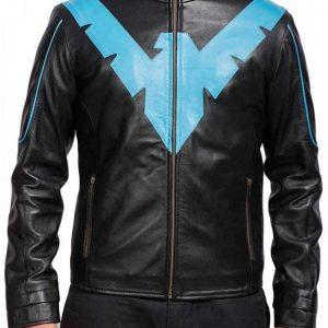 nightwing-leather-jacket