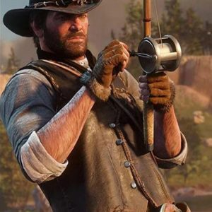 red-dead-redemption-fishing-brown-leather-vest