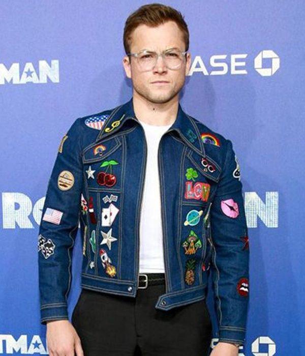 rocketman-taron-egerton-blue-denim-jacket