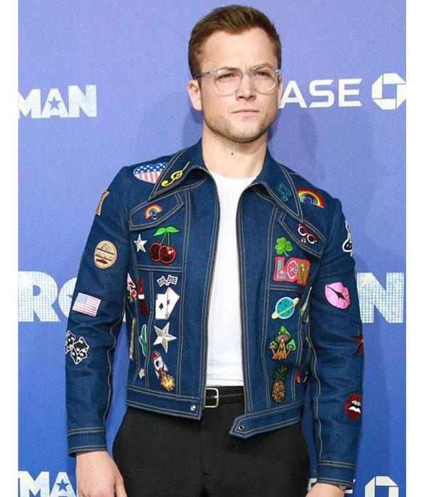 rocketman-taron-egerton-blue-jacket
