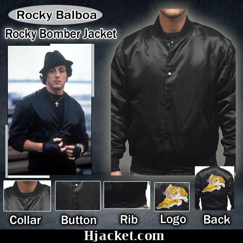 rocky tiger jacket