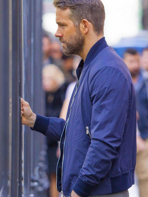 ryan-reynolds-blue-bomber-jacket