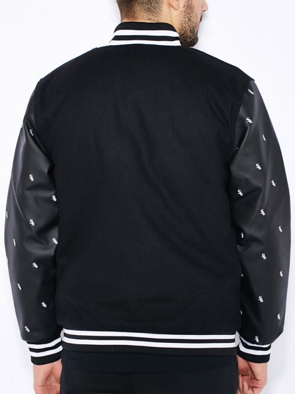 white-sox-black-letterman-jacket