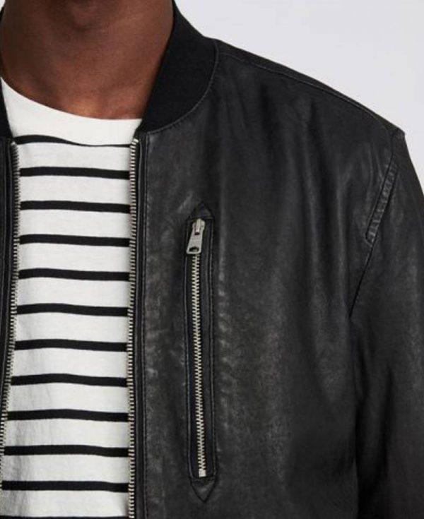 animal-kingdom-finn-cole-black-jacket