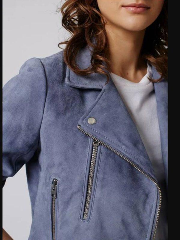 ashley-benson-suede-jacket