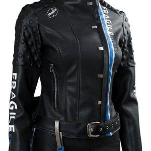 fragile-express-death-stranding-black-leather-jacket