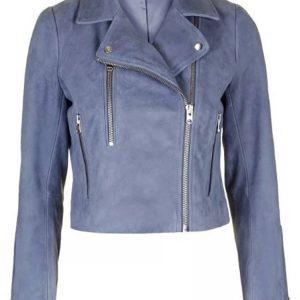 hanna-marin-suede-jacket