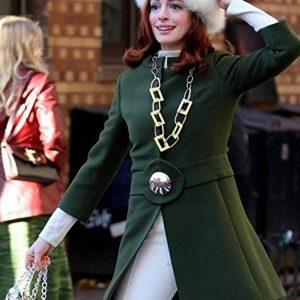 lexi green coat