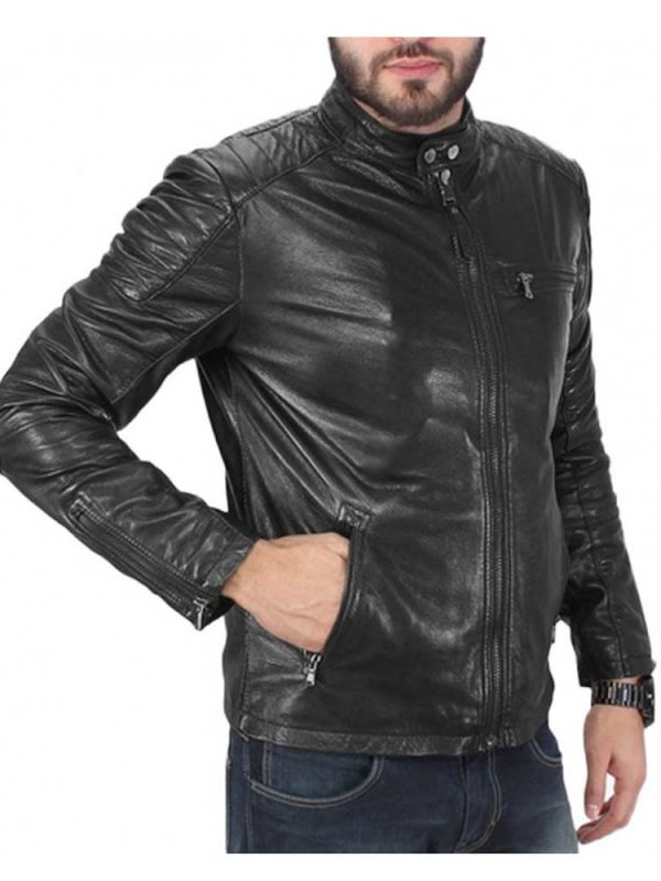 casual-black-jacket