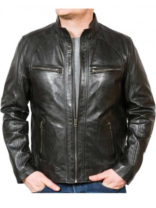 mens-simplmens-black-leather-biker-jackete-look-zipper-style-stand-up-collar-leather-jacket