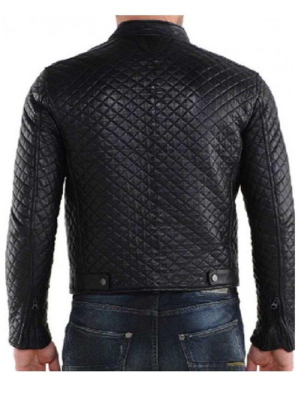 mens-slim-fit-snap-tab-collar-diamond-leather-jacket