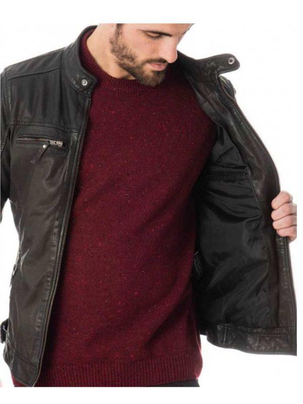 mens-zipper-pockets-casual-snap-tab-leather-jacket