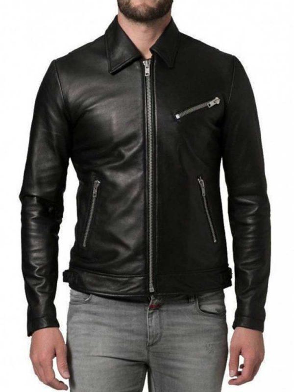 lambskin-black-leather-jacket