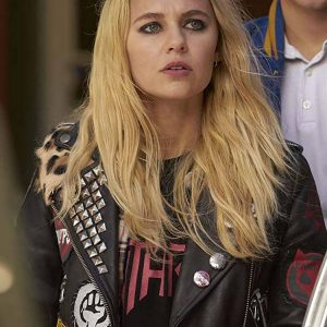 riot-girls-madison-iseman-leather-jacket