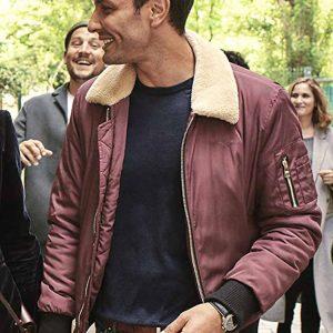 ruchmann-the-hook-up-plan-burgundy-jacket