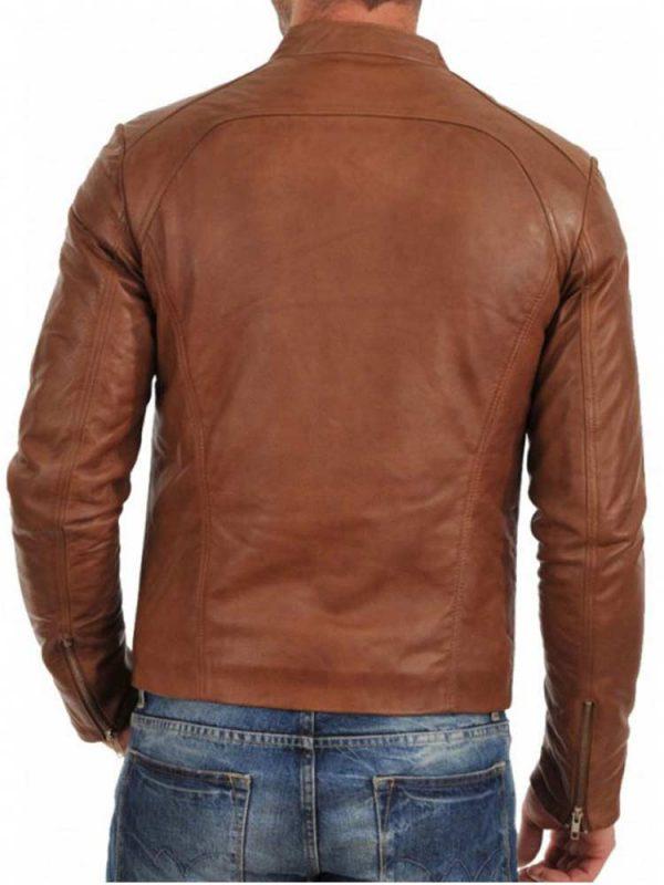 snap-tab-collar-brown-jacket
