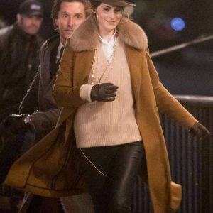 the-gentlemen-michelle-dockery-wool-coat