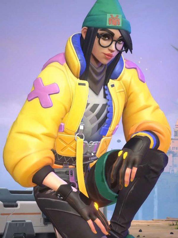 valorant-killjoy-yellow-jacket