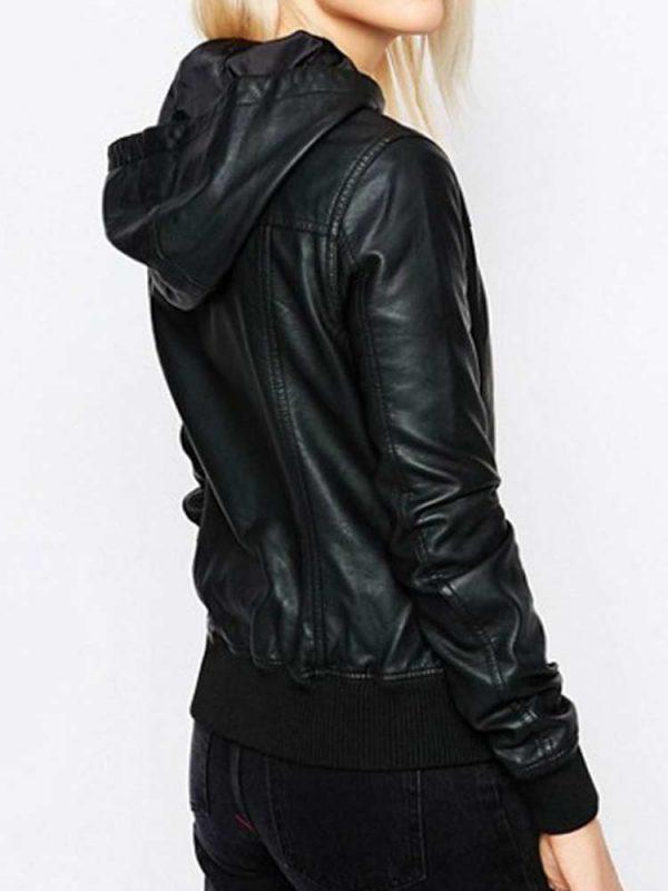 womens-renton-leather-bomber-hoodie