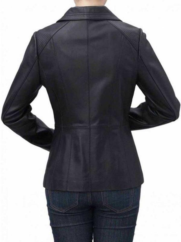 womens-shoulder-design-shirt-collar-leather-jacket